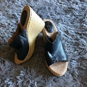 Boc wedges size 7
